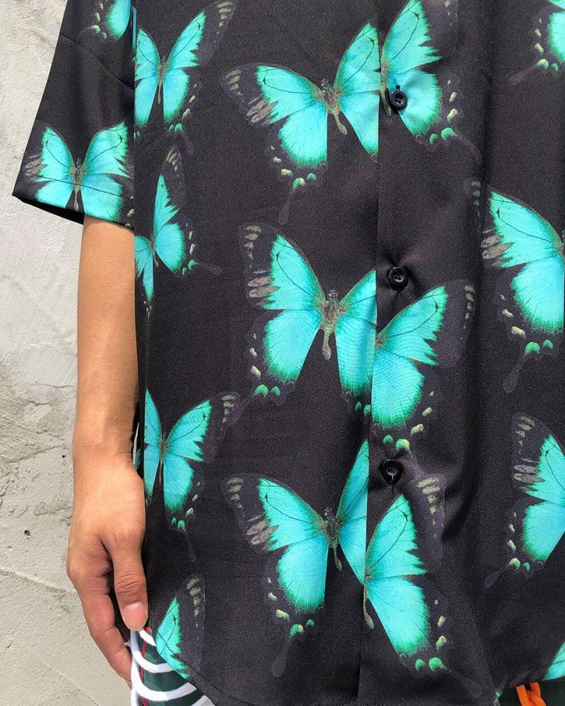バタフライスウォームシャツの画像3
